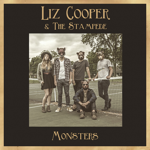 Monsters (2014) - 1. Thieves2. Monsters3. Booze & Cigarettes4. Month of June5. Locomotive to the Moon6. Anna