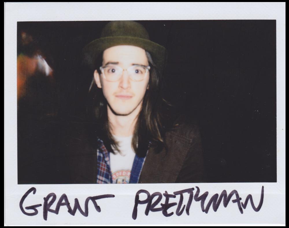 Grant Prettyman - Bass/BGVs