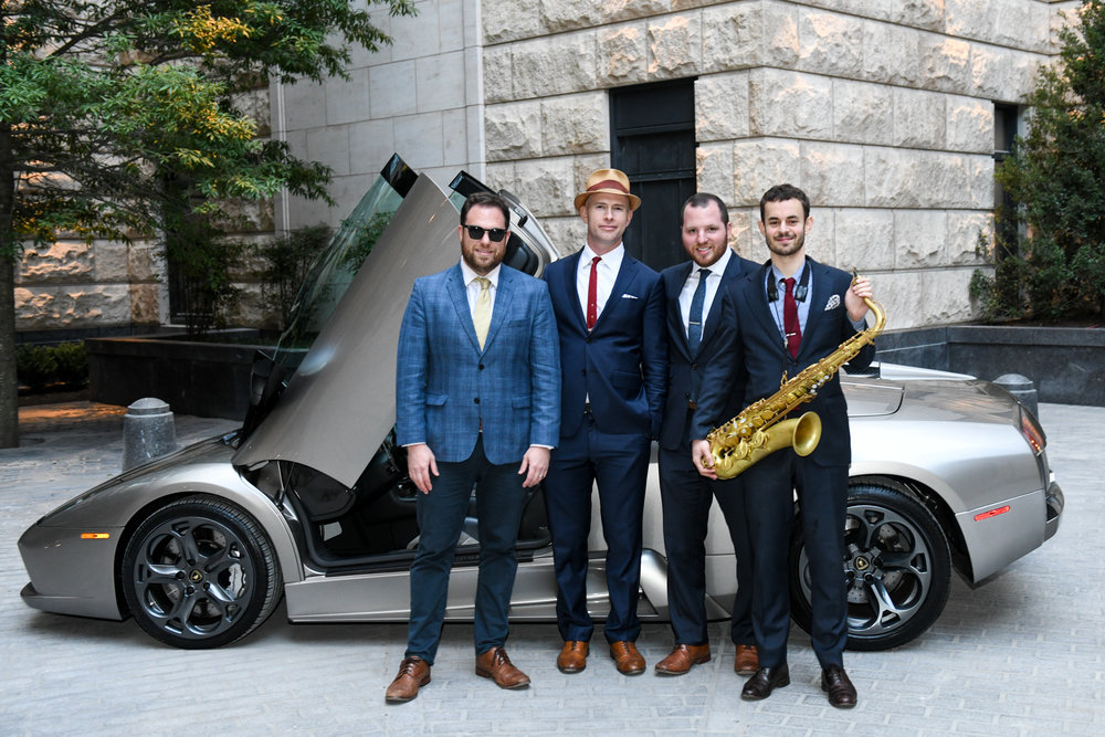 Want to hire a wedding band in New York city, NY? Look no further