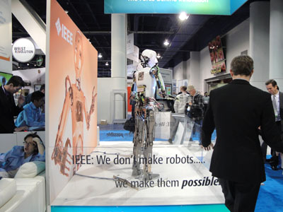 Meet Byrun the original robot actor. interactive, versatile & entertaining.