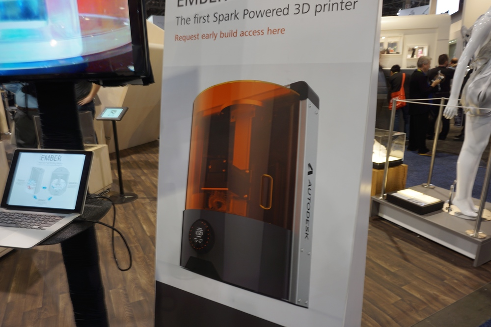 Ember, The First Spark Powered 3D printer.JPG