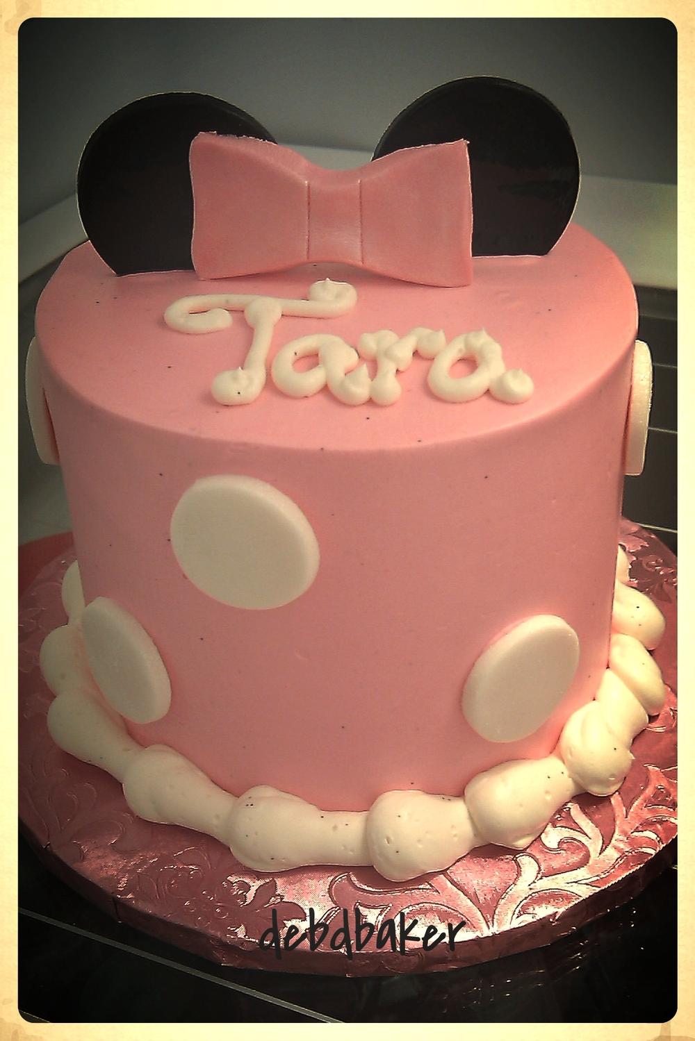 Tara's Smash Cake