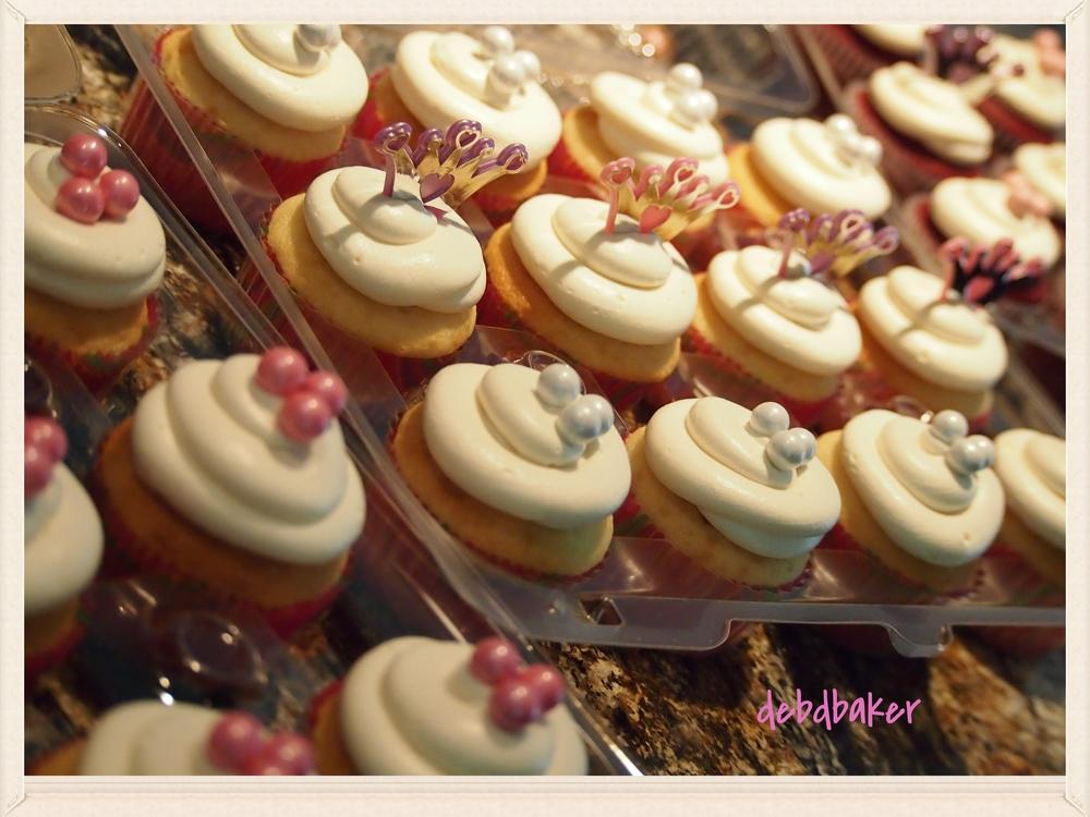 Cupcakes for a Princess