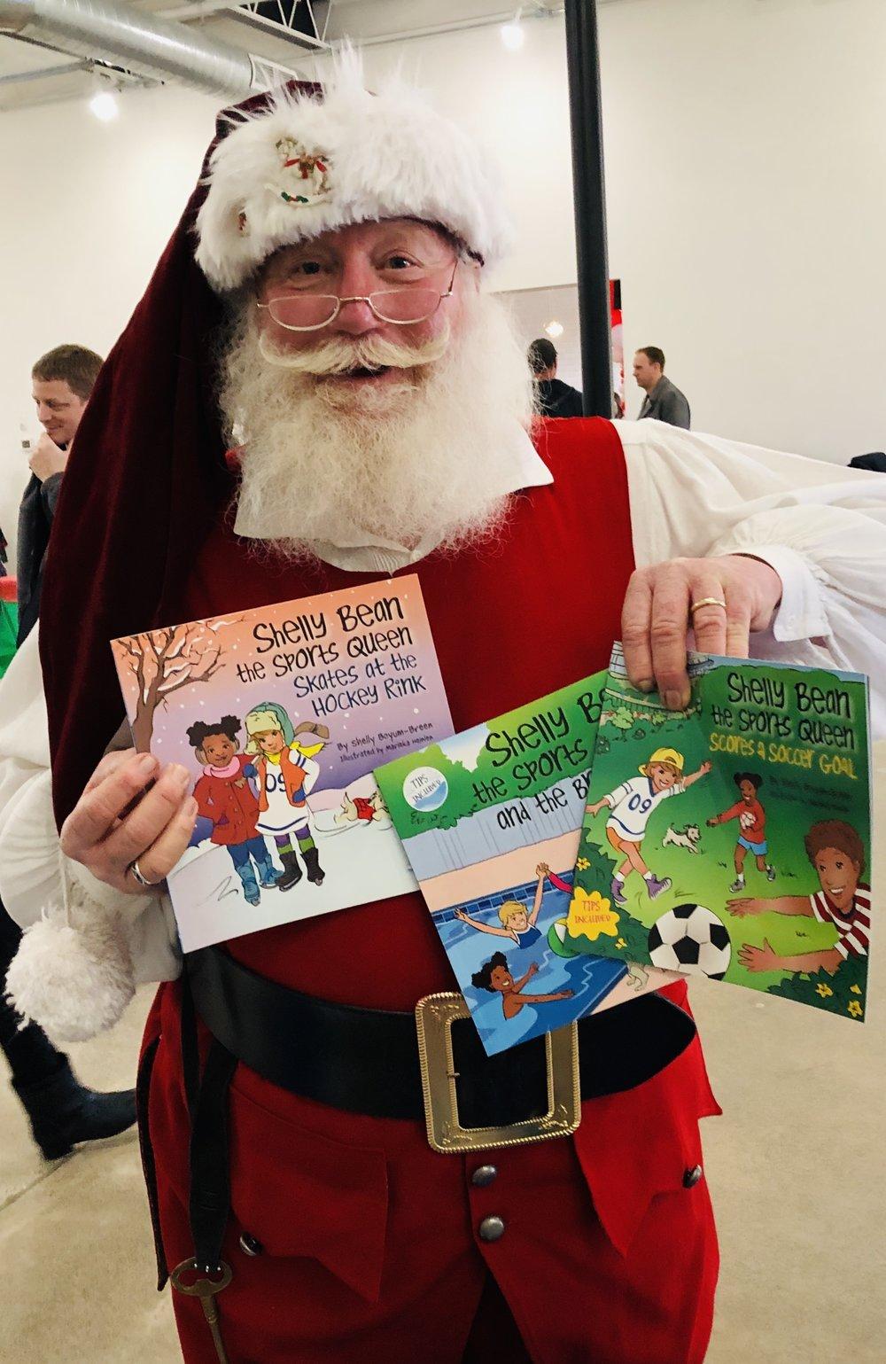 Santa approved…