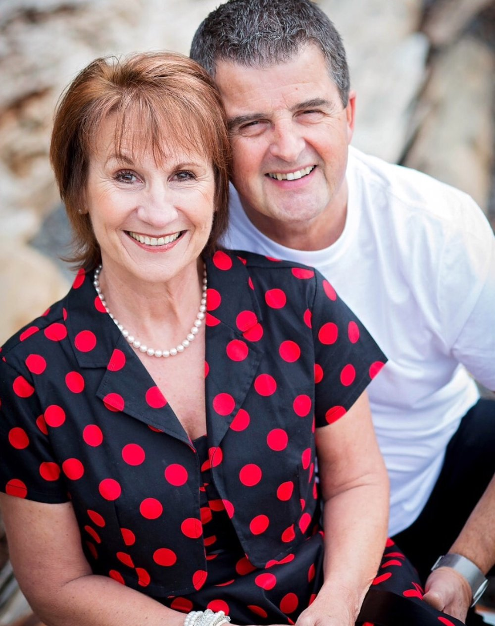 Robert and Loraine Dockerill - Senior Pastor