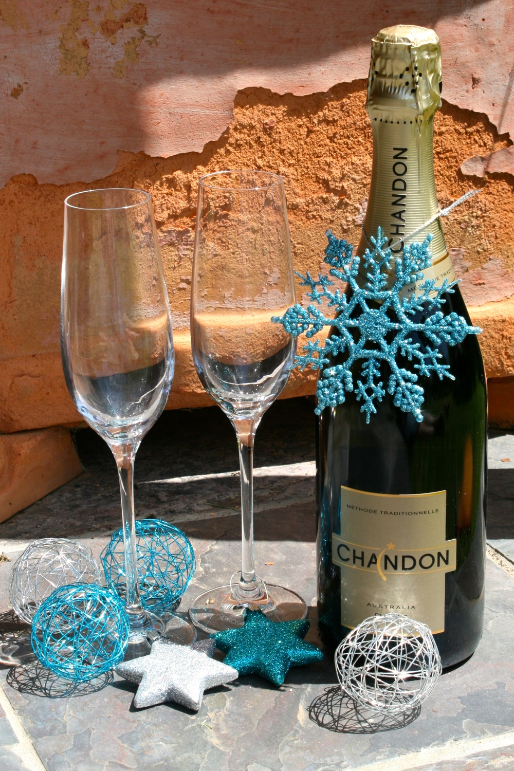 Chandon goes with...