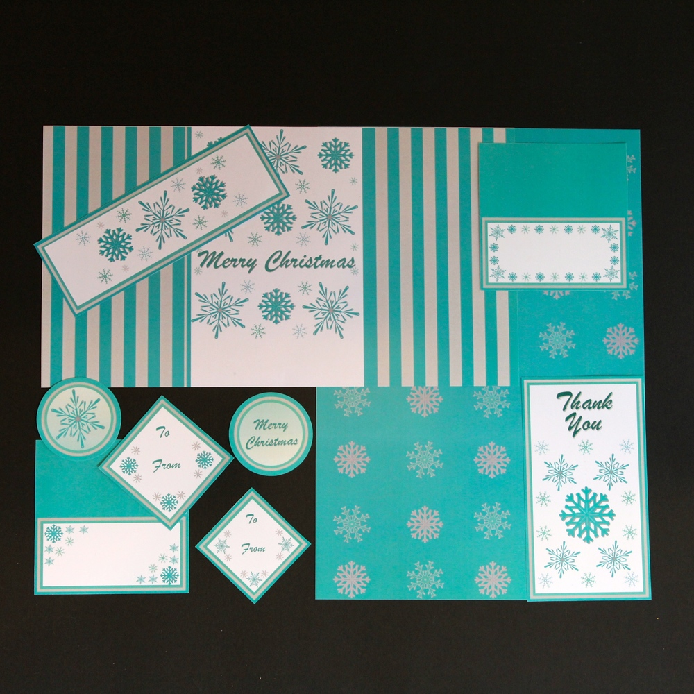 Christmas Printable Range - Complete Package