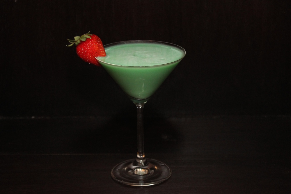 Saint Patricks Day - Grasshopper