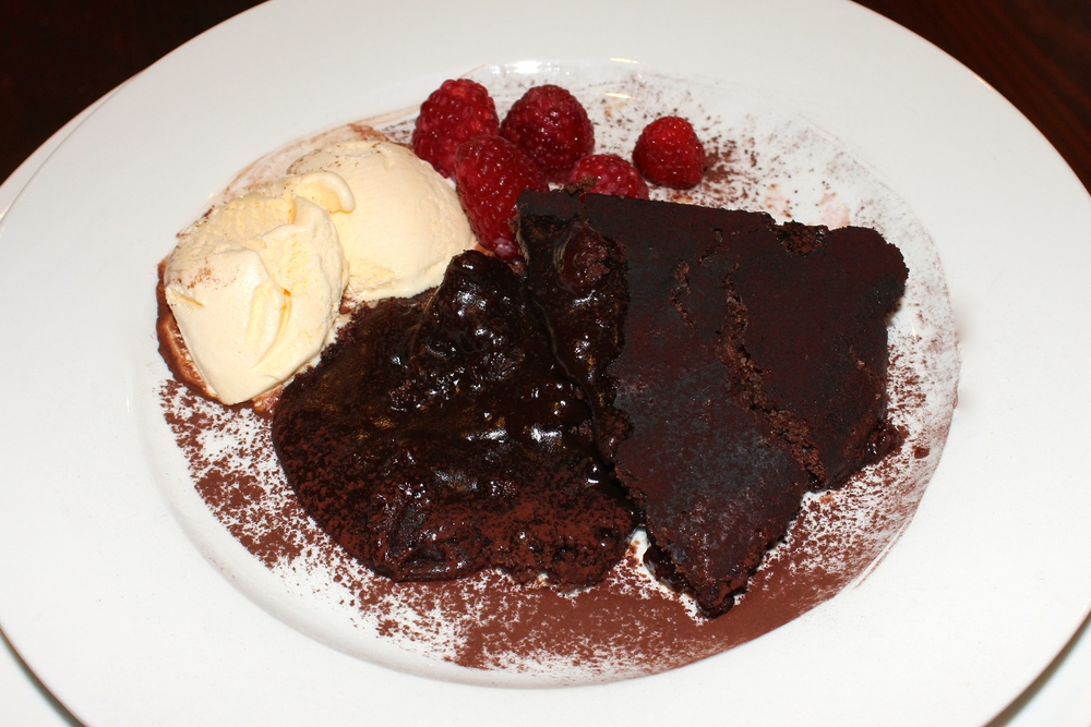 Self-saucing-chocolate-pudding