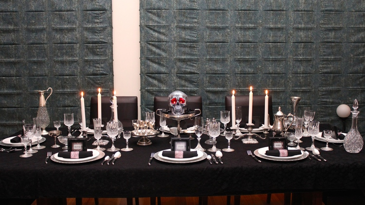 Gothic Dinner Party — Chic Party Ideas