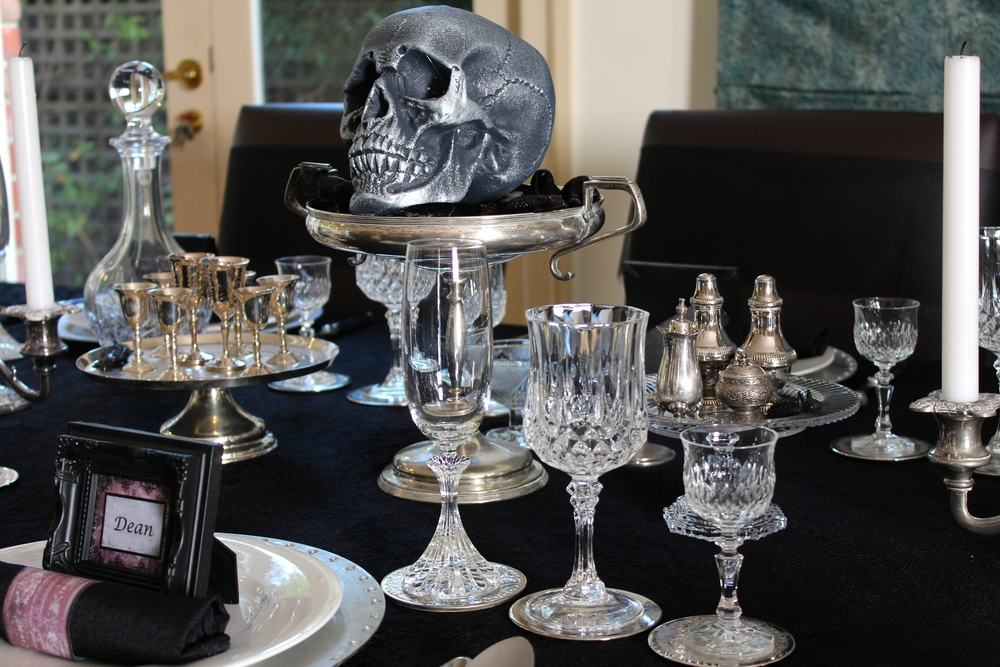 Gothic Party - Glass ware