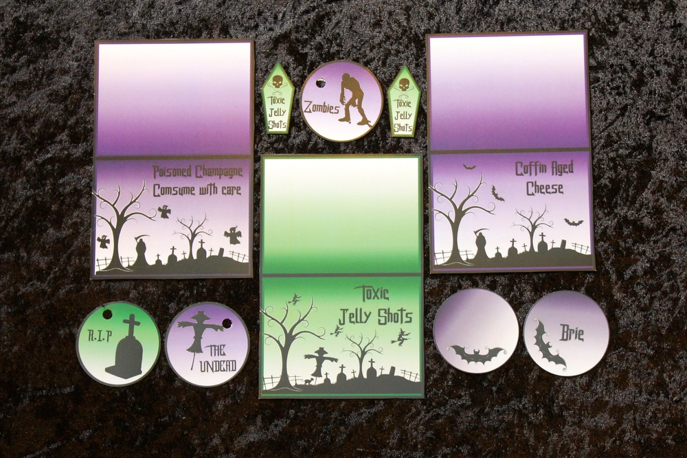 Halloween Free Printable Set