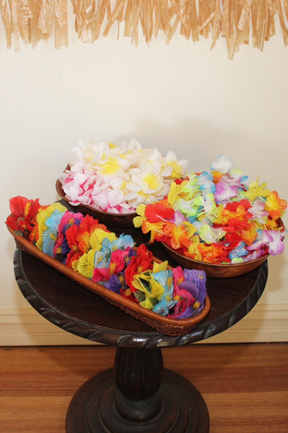 Hawaiian Lays and Hair Clips