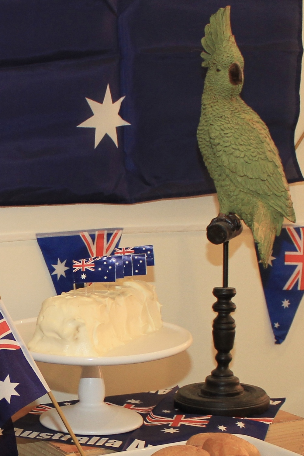 Australia day baked potato bar chic party ideas for Australia day decoration