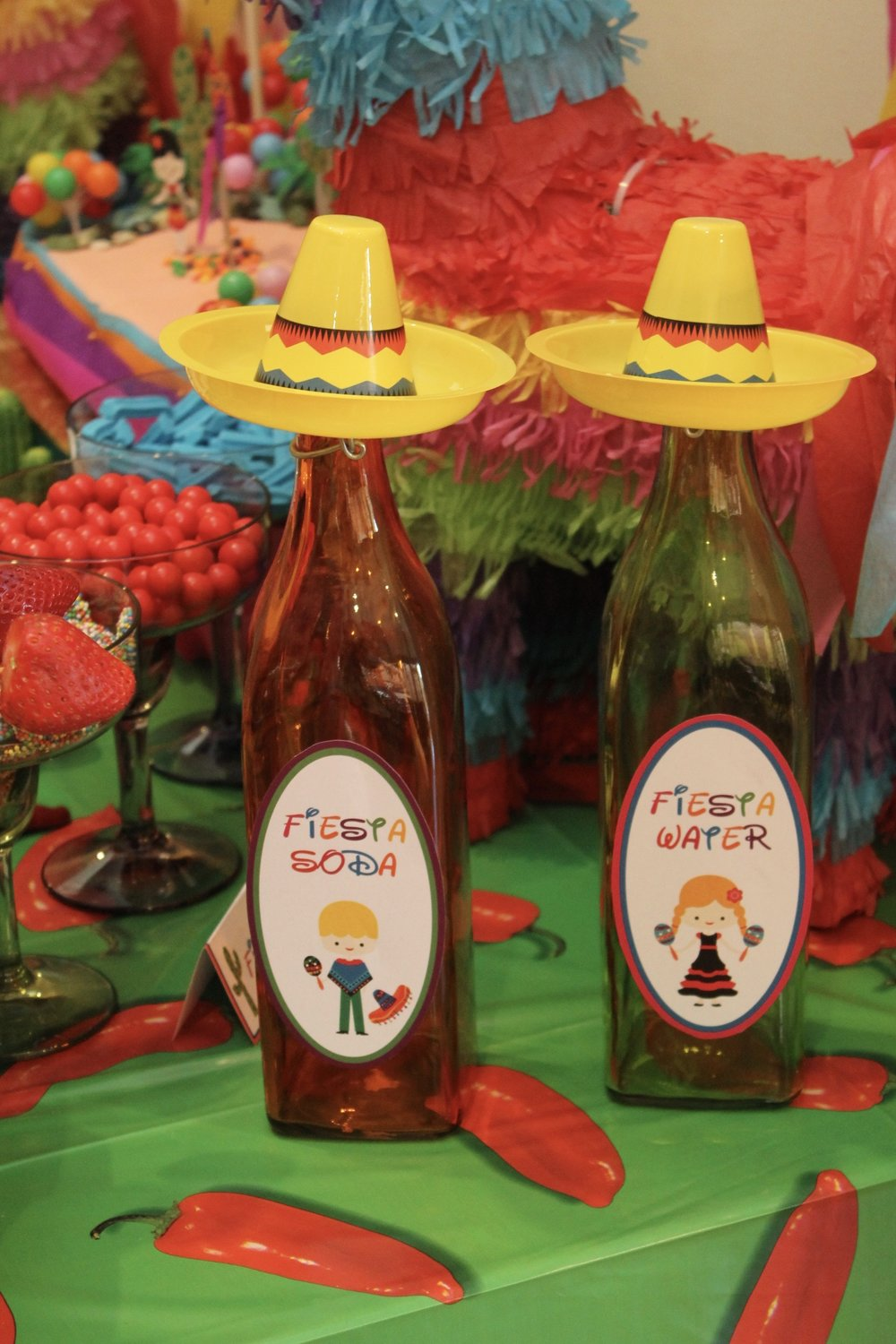 Mexican Party Free Printables
