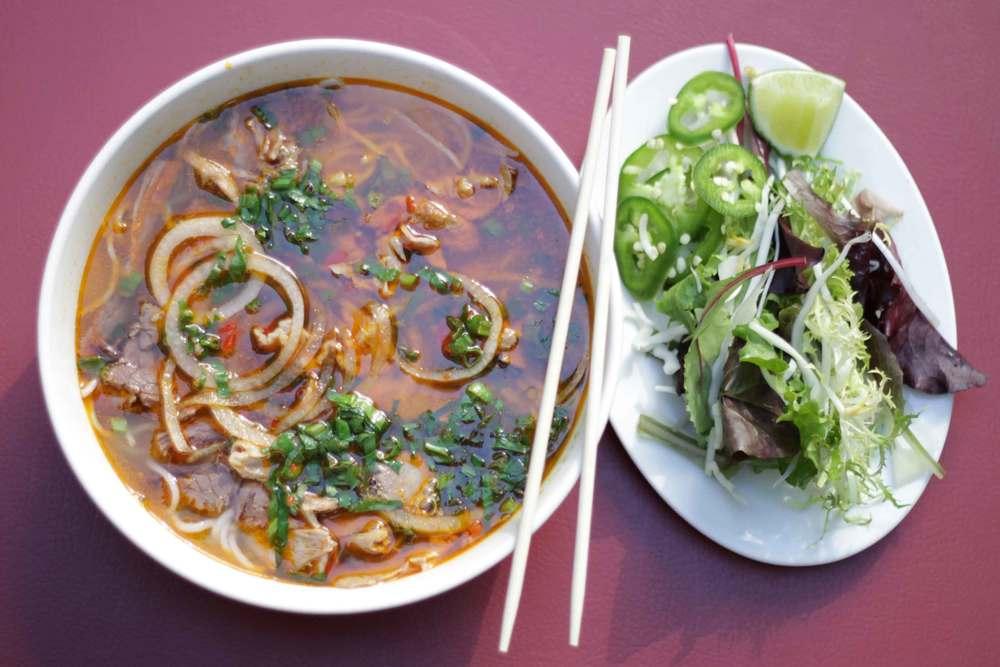 Special Bún Bò Huế (Soup)