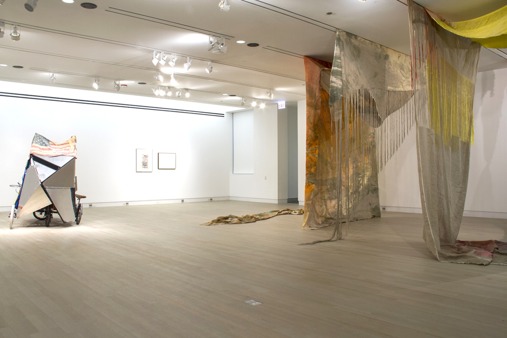 SWAY [installation view]  2013 with Paul Gerard Somers   photo by Nabiha Khan