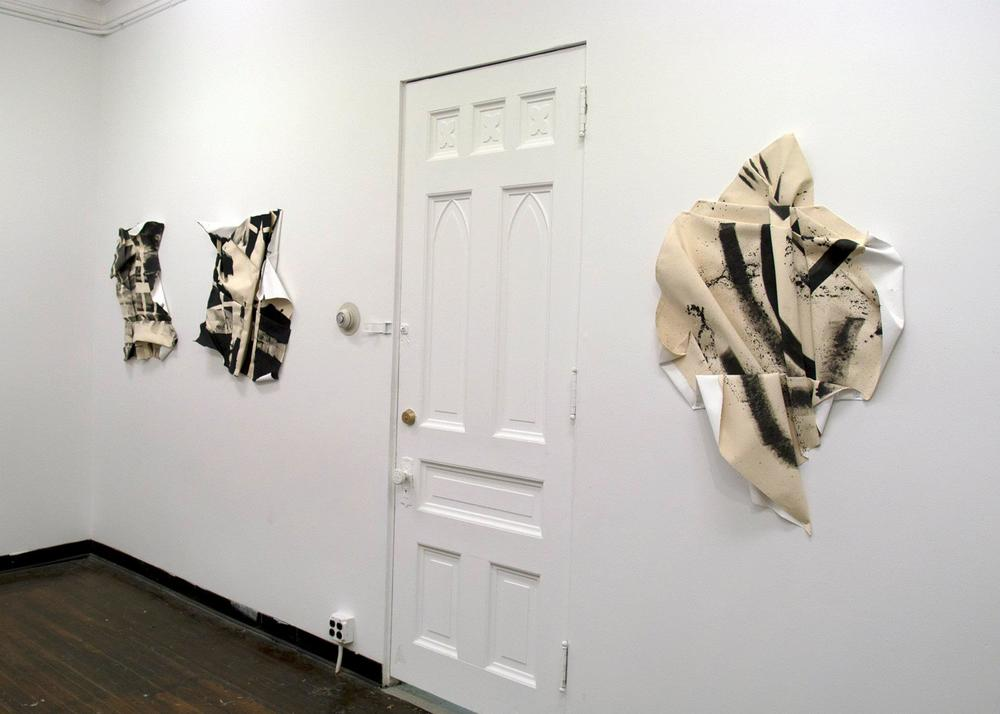 [with Jonathan Lee Trevor] [installation view] 2011