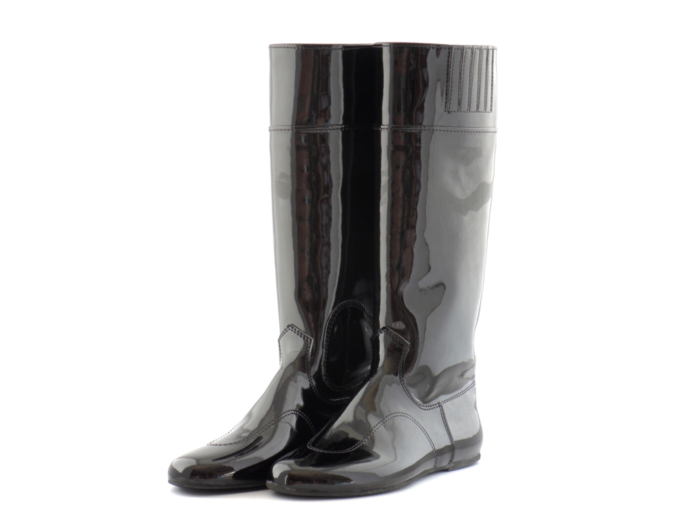 Pull-On Jockey Race Boots (Front)