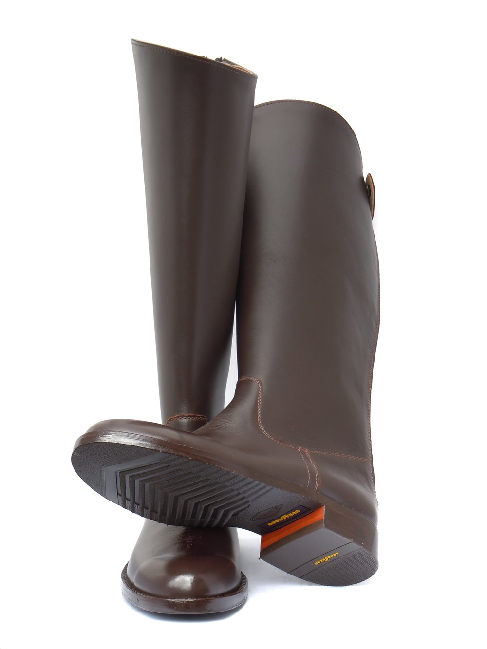 Polocrosse Boots (Goodyear Rubber Sole)
