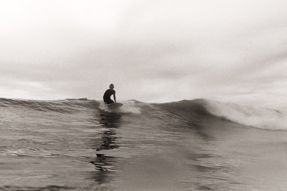 Photograph from San Clemente Pier - Nikonos III - By Kyle Scialpi