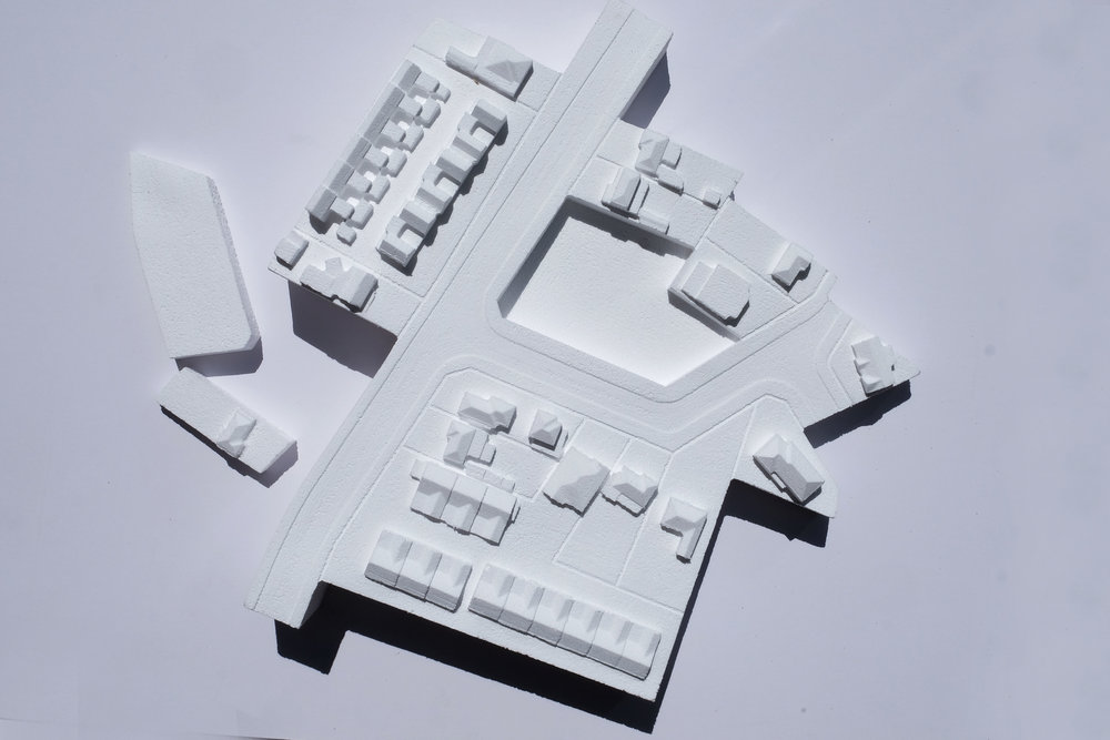 Process model- Andrew Burges Architects