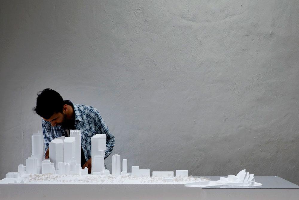 Sydney CBD- Urban Possible