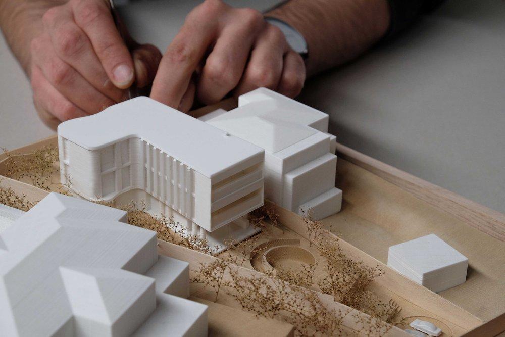 DA Models - Design Application models for various councils in Sydney, including