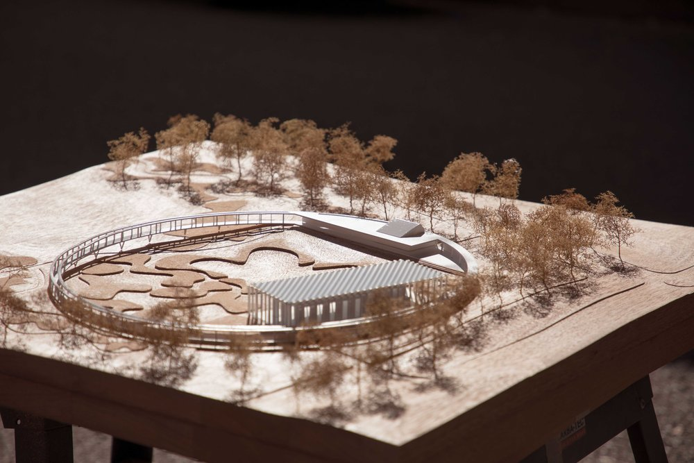 Presentation Models - High quality Architecture models for presentations, client,