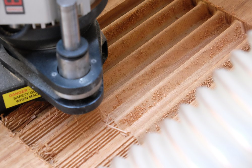 Make Fabrication - Laser cutting, CNC milling, 3D printing services