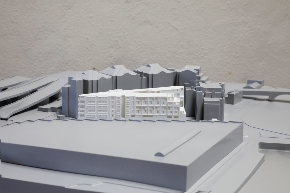 DA Model City Of Sydney Council 1:500