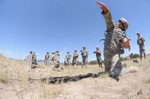 Image courtesy of Flikr user The U.S. Army