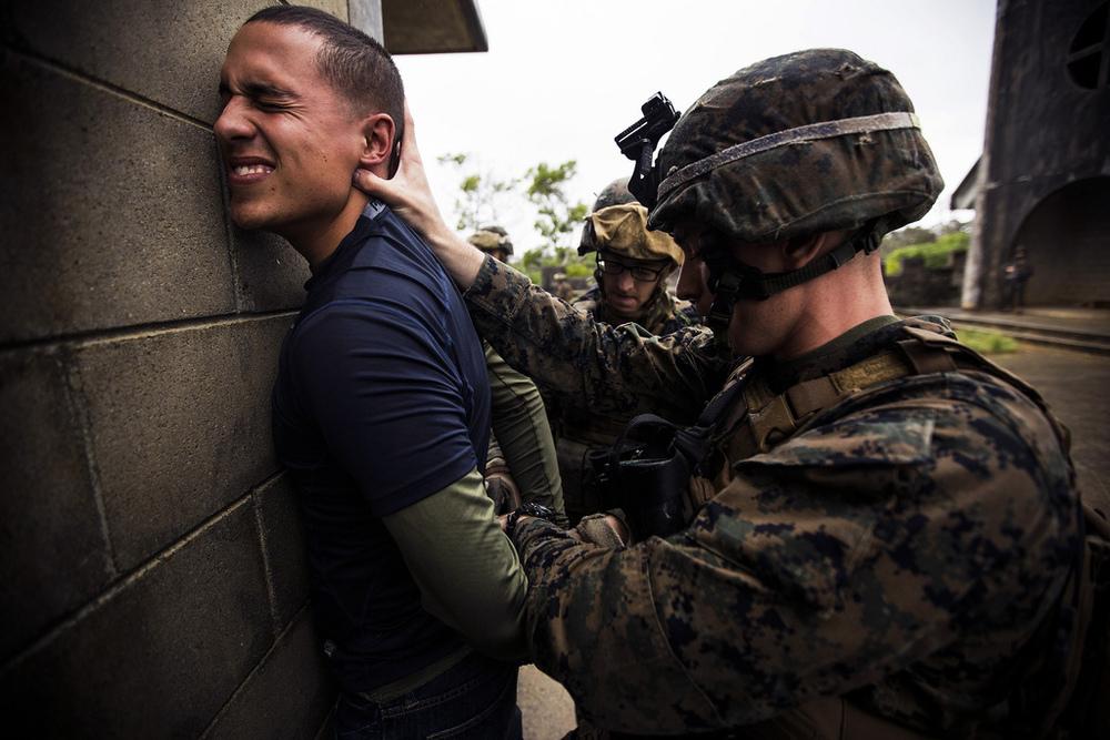 Image courtesy of Flikr user Marine Corps.