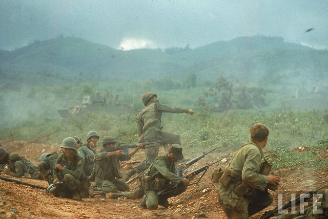 Image courtesy of Life Magazine and Flikr user Vietnam History in Pictures.