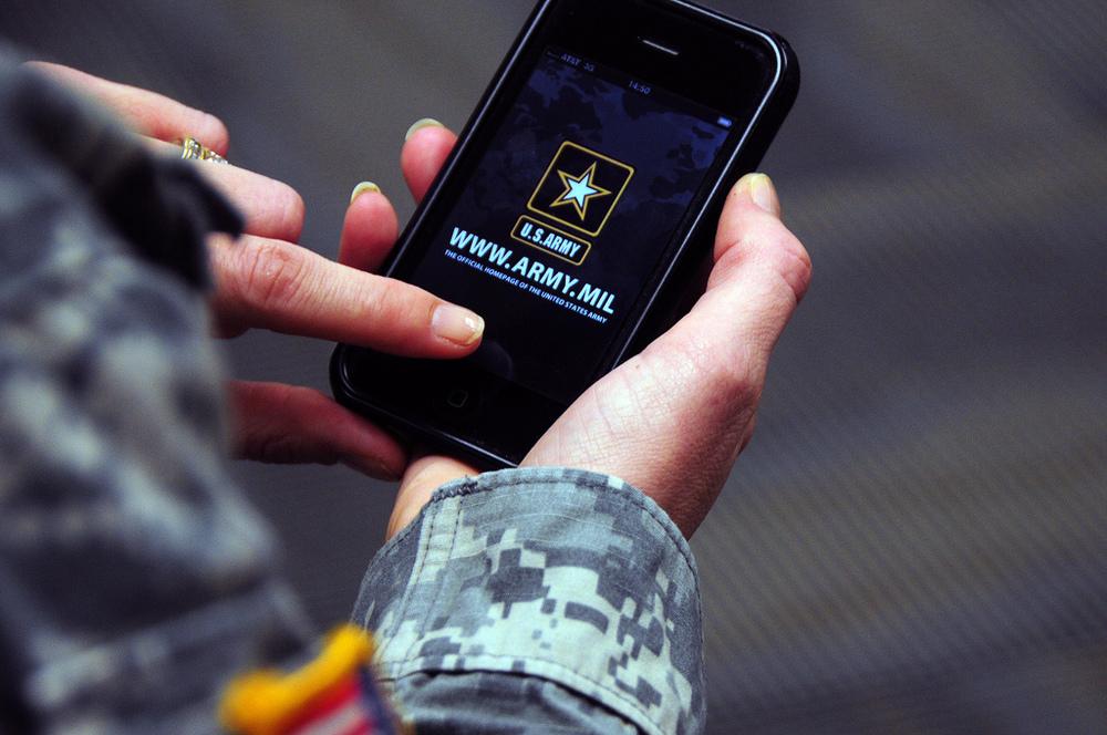 Image courtesy of Flikr user U.S. Army.