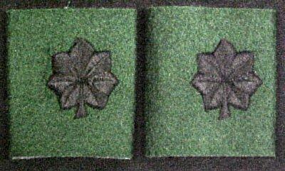 Image courtesy of Military Uniform Supply.