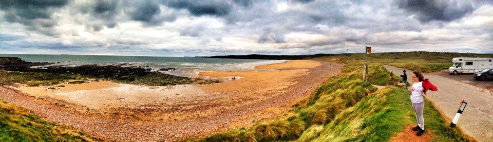 The excellent Freshwater West