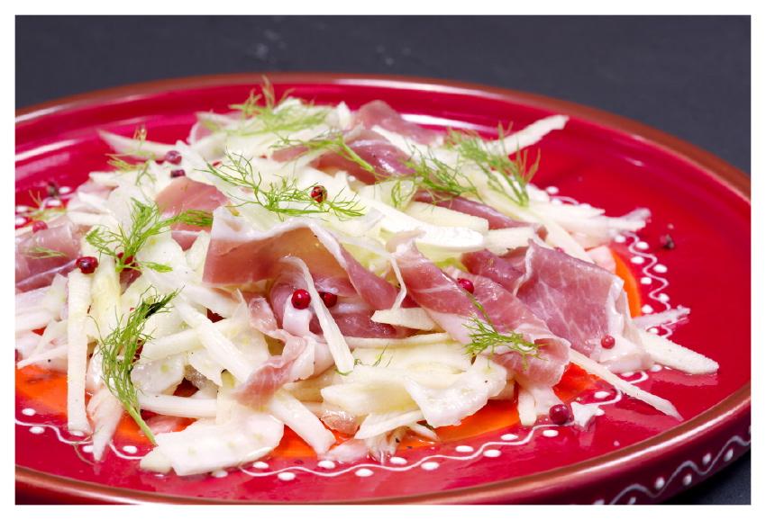 Parma ham recipe