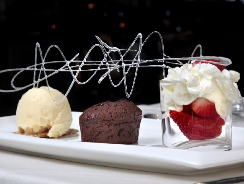 Zhu Yun dessert