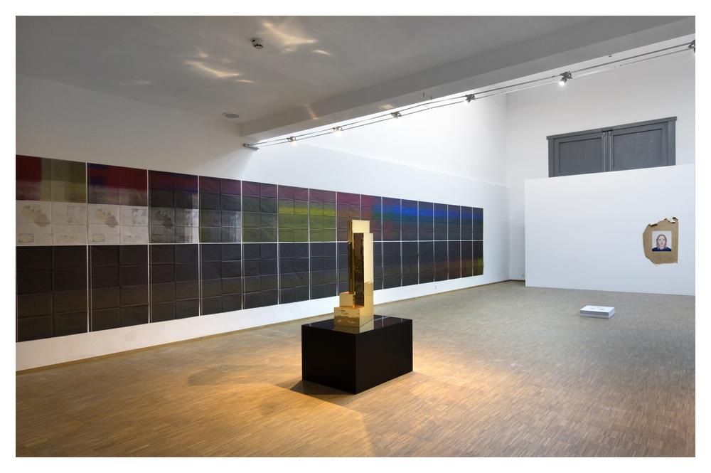 Emmanuel Van Der Auwera -ISELP exhibition