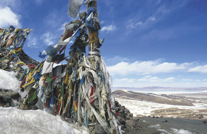 Kongla Pass, A.R. Tibet, China