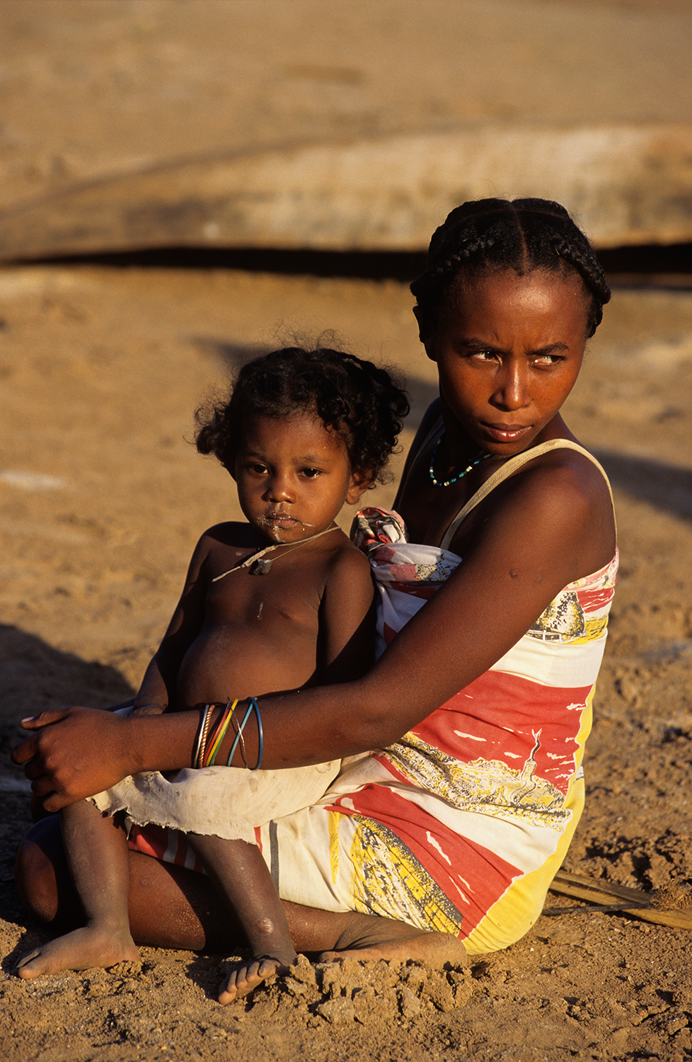 Mother & Child, Madagascar