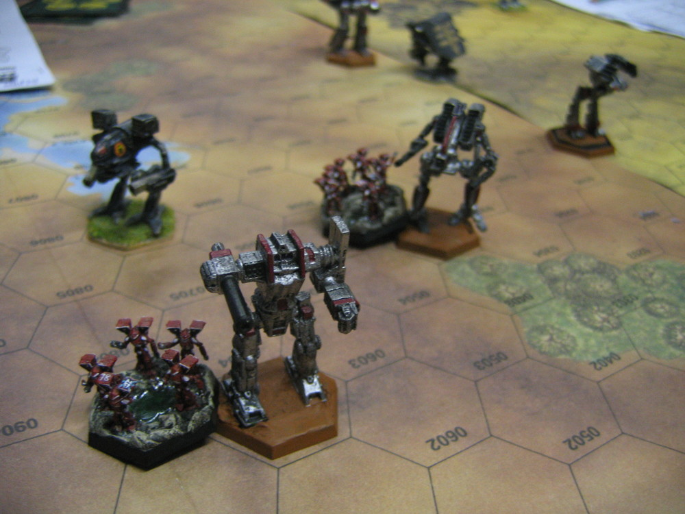 Battle Tech brings strategy and calculated risk all from within the cockpits of mechanized semi humanoid battle machines!  A long time favourite of the shop running Wednesday Evenings.