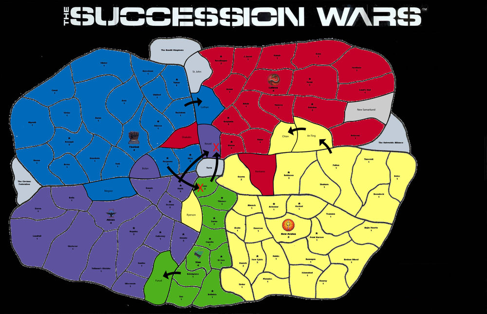 succession wars - year 2 - 30??