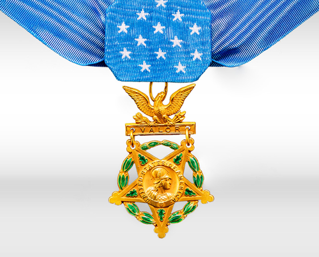 Medal of honour - army