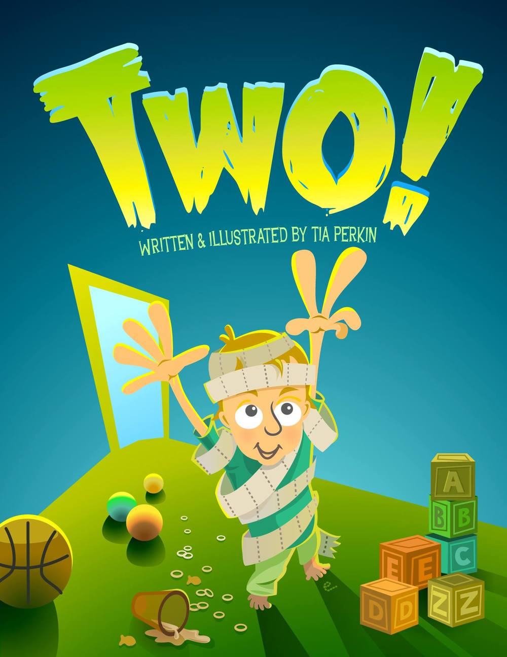 Two! by Tia Perkin