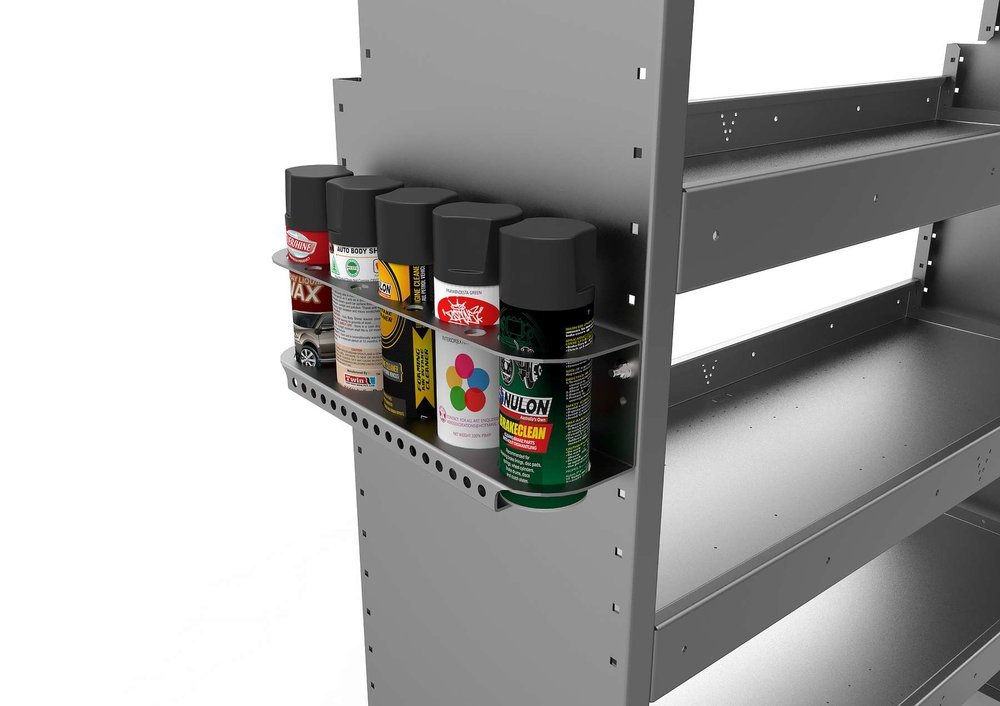 AEROSOL CANS SUPPORT