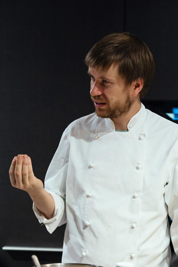 Daniel Frech, Restaurantfachmann, Koch und Küchenmeister