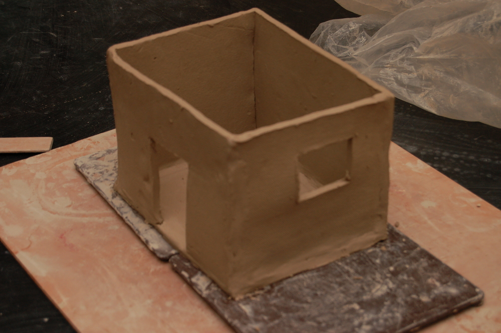 Spirit house project