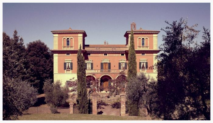 Toscana Hotel Villa Lena